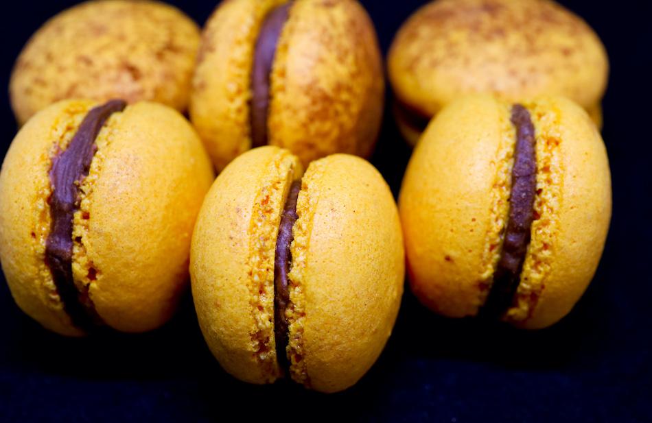 Mes macarons Mogador