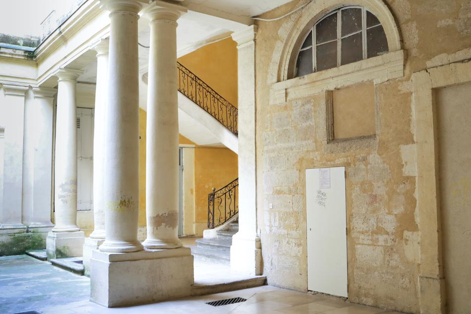 Hôtel particulier de Griffy Montpellier