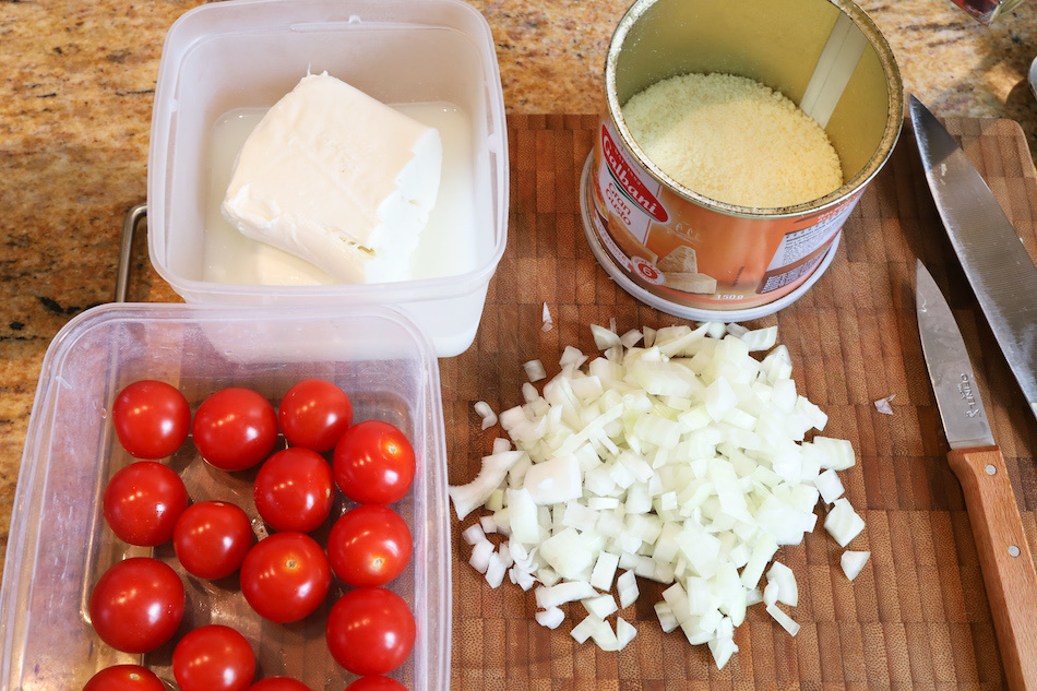 Sauce tomate ingrédients