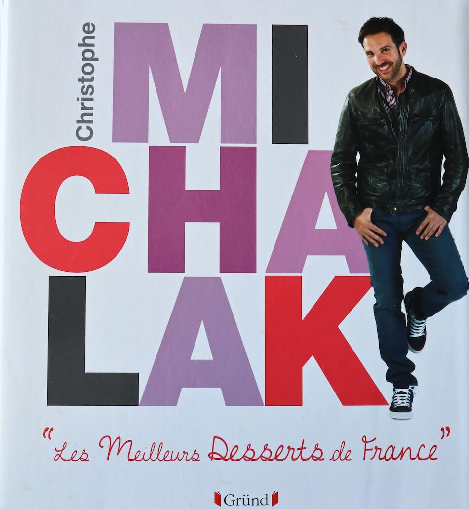 Michalak le livre des meilleurs desserts de France