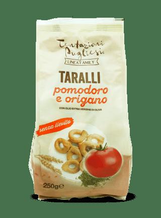 Linea Family - Taralli al pomodoro e origano