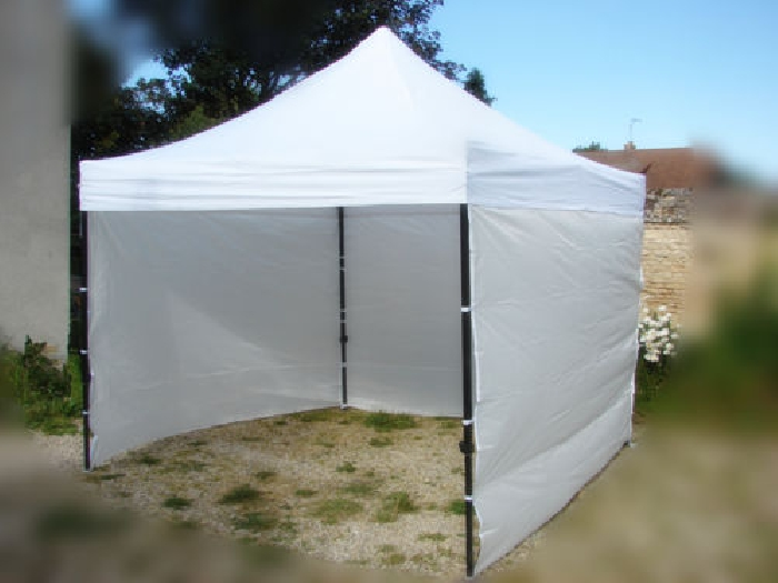 barnum tente tonnelle neuf 3x4 5m pliant impermeable 3 baches cote vendeur pro tente barnum