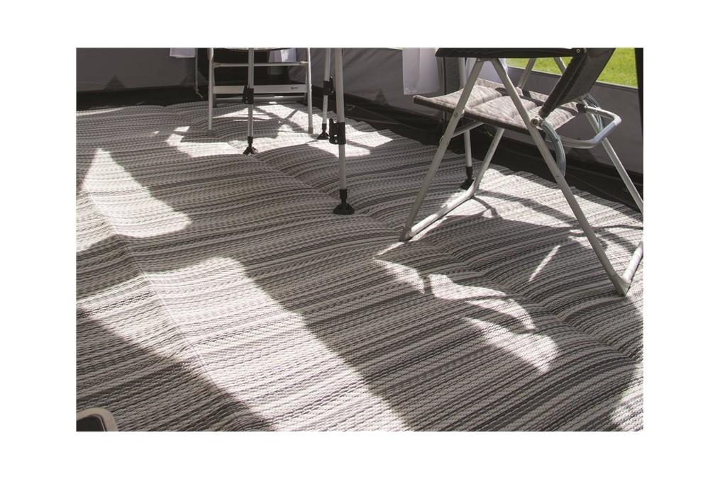 tapis de sol pvc 250 x 350cm kampa