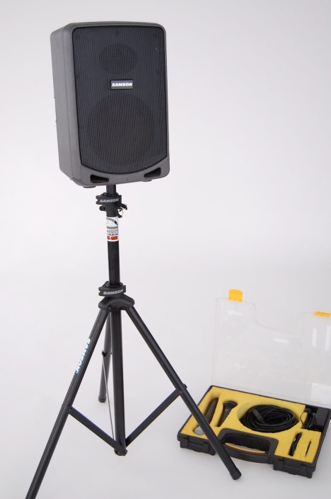 Convention Rentals-Sound System Package