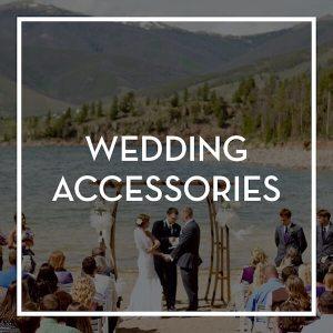 Event Rental- Wedding Accessories