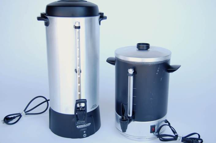Electric Coffee and Tea Makers