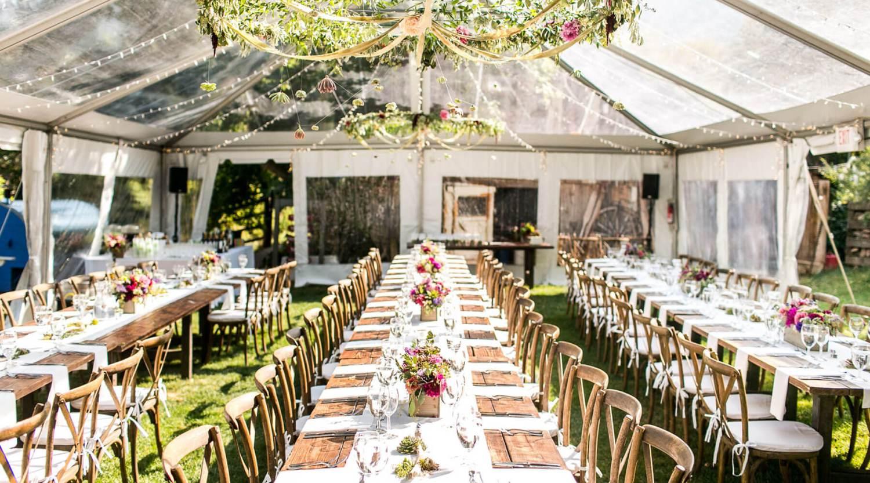 Wedding Rentals & Wedding Tents
