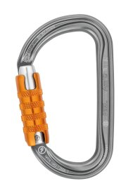 Petzl AM39;D Triact-lock Aluminum Carabiner