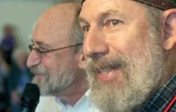 Moshe and Eitan