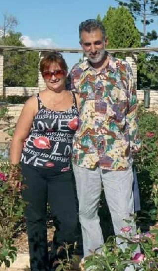 Lena and her husband