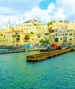 Jaffa Harbor
