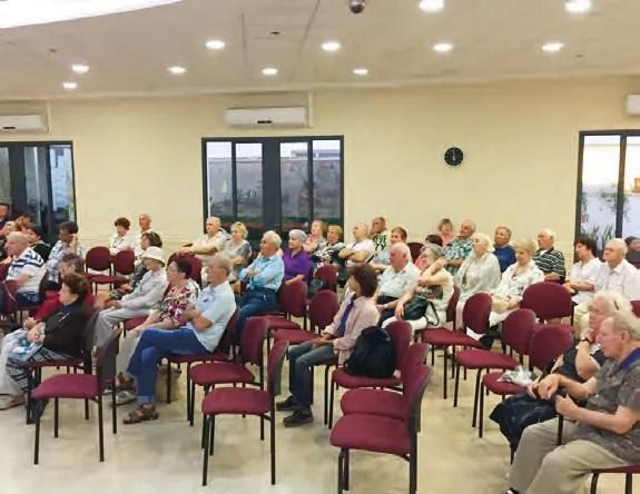 Concert for Holocaust Survivors