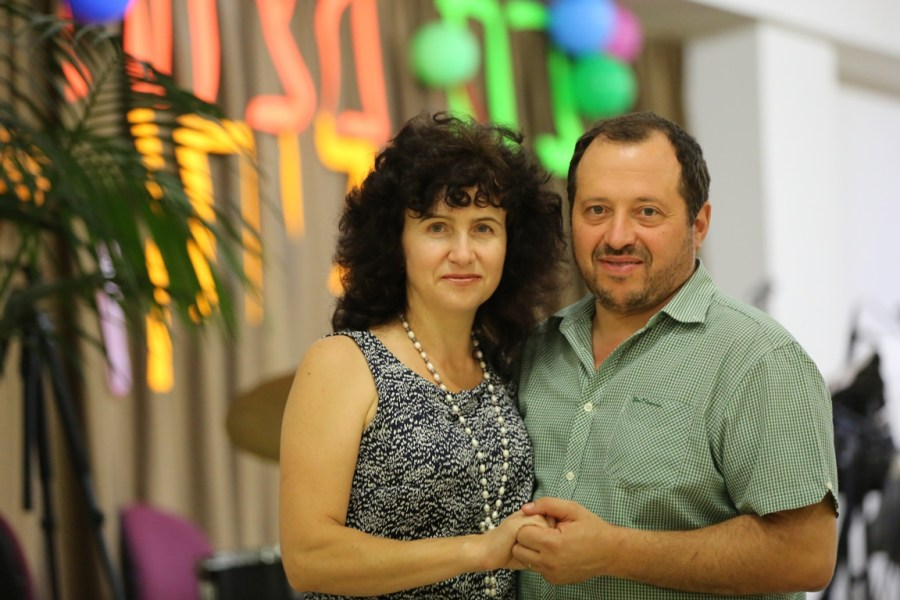 Nina & Leon