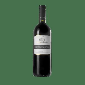 Bottiglia vino Tenute di Badia Montecarlo Rosso Riserva DOC