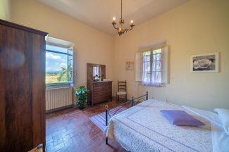 Camera con vista, bilocale della Villa Antica