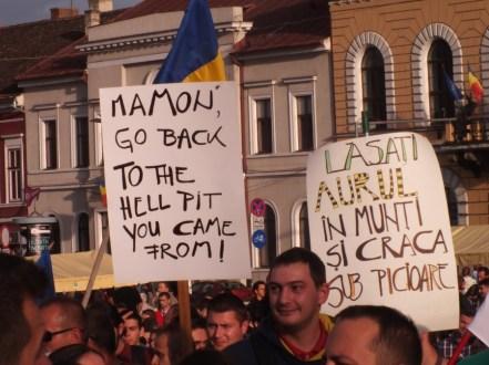 Uniti salvam Rosia Montana Cluj21