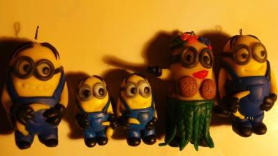 Minioni familie