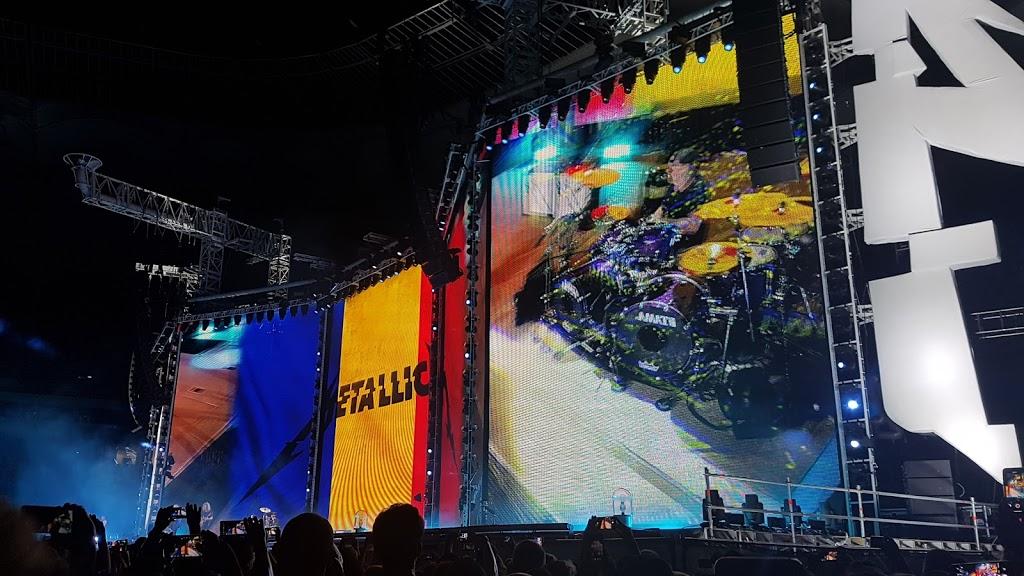 Metallica Bucharest 2019 Teodoraneagu.ro