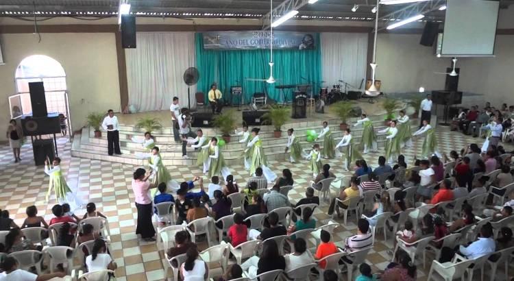Iglesias Congregacionalistas