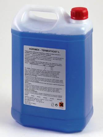 Teplonosná kvapalina pre primárny okruh tepelných čerpadiel