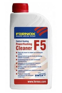 Cleaner F5 čistenie vykurovania