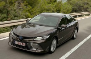 Toyota Camry Hybrid Changes 2