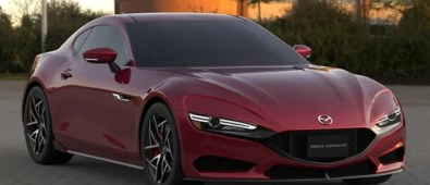 New Mazda RX-7 Concept and Redesign