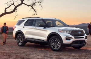 New 2021 Ford Explorer Exterior Redesign