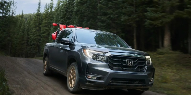2021 Honda Ridgeline New Feature And Release Date
