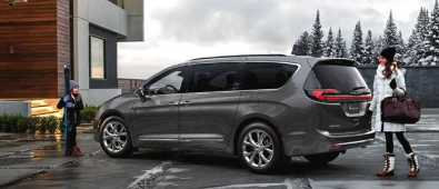 2023 Chrysler Pacifica Release Date Exterior