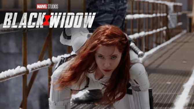 فيلم Black Widow