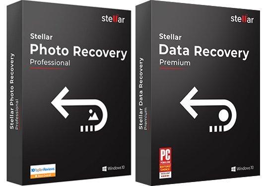 برنامج استرجاع الملفات Stellar Data Recovery