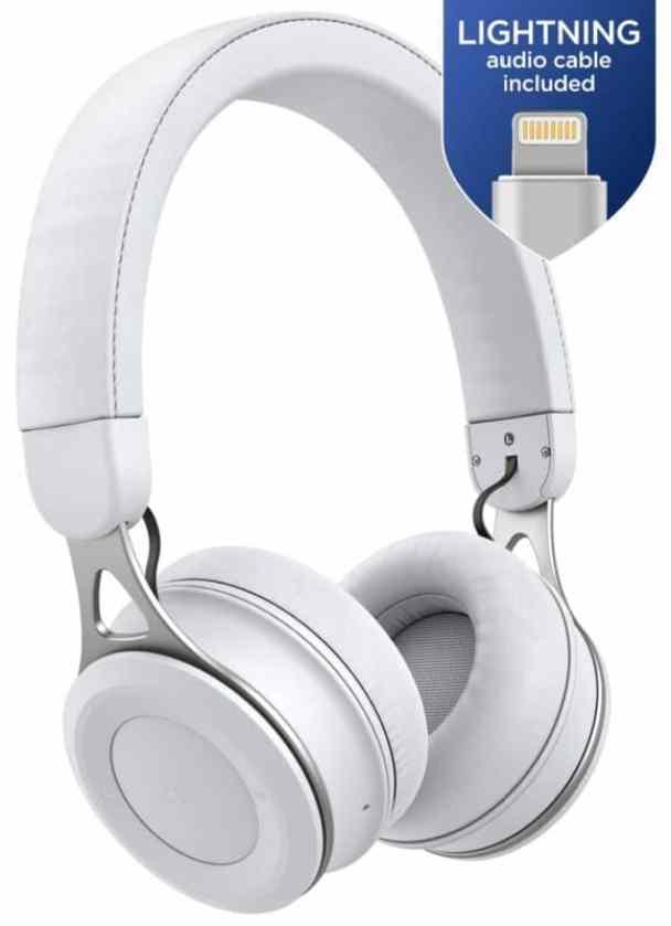 سماعة Thore bluetooth headphones with lightning connector