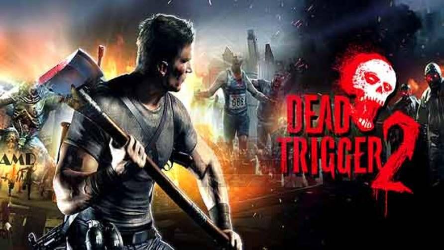 لعبة Dead Trigger 2 (العاب حرب بدون نت)