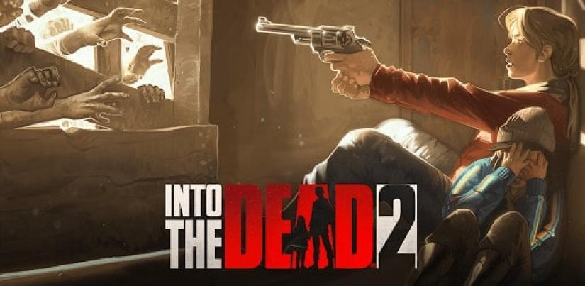 العاب حرب: لعبة Into the Dead 2