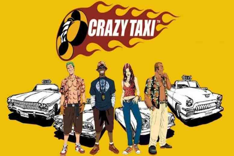 لعبة التاكسي المجنون كريزي تاكسي Crazy Taxi