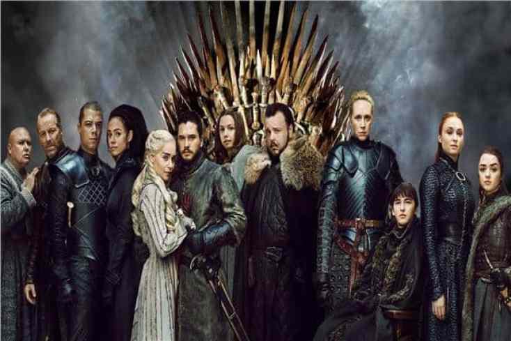 مسلسل الدراما الامريكية Game of Thrones (صراع العروش)