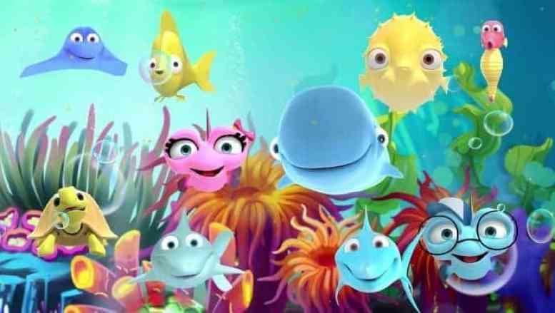 لعبة السمكة الشقية Fish Tales