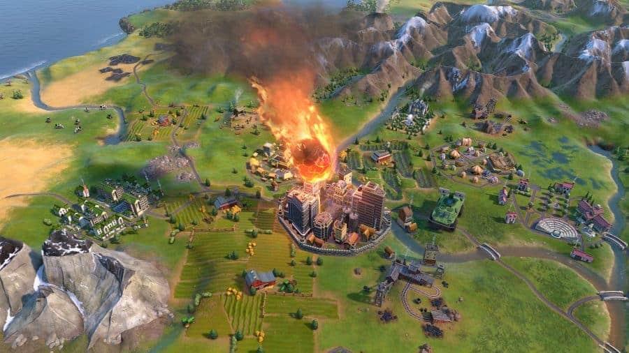 ألعاب استراتيجية: لعبة Civilization 6
