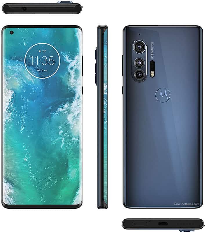 هاتف Motorola Edge Plus