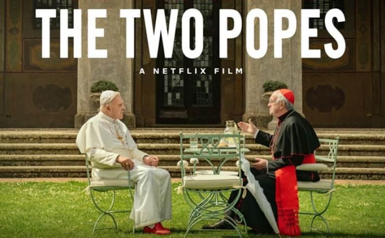 فيلم The Two Popes