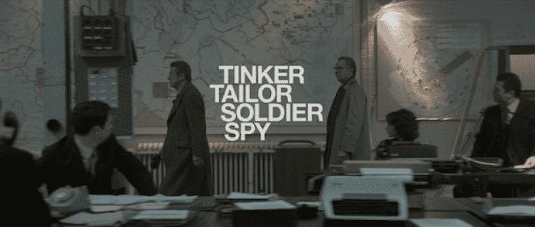 فيلم Tinker Tailor Soldier Spy