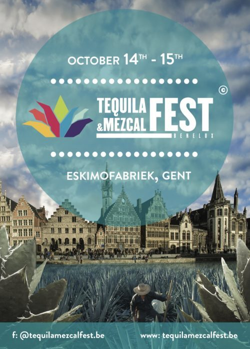 Tequila and Mezcal Fest Benelux Promo Poster