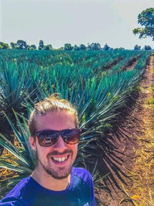 Patron Tequila Ambassador Benji Ryde
