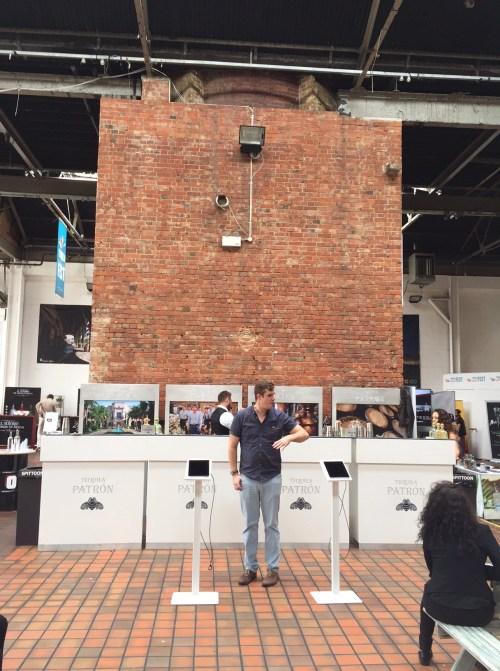 Patron Exhibit Tequila Fest 2016