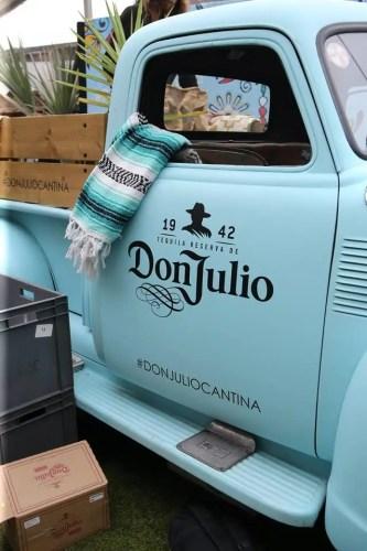 Don Julio cantina truck