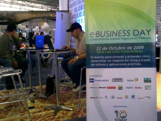 E business day