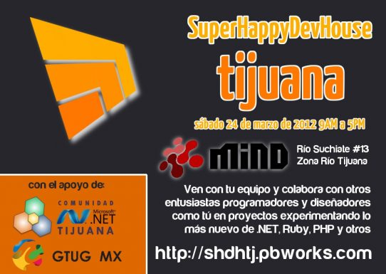 Super Happy Dev House Tijuana #7