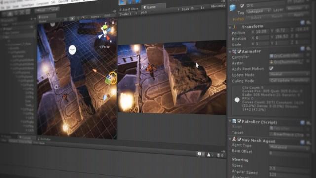 Unity te enseña a crear tu propio Halo   TeraGames