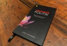 Buku teori gerakan sosial antikorupsi dan keadaban politik di Indonesia